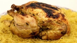 Steamed Moroccan Chicken Recipe - CookingWithAlia - Episode 233