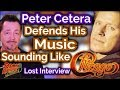 Capture de la vidéo Peter Cetera Defends His Solo Music Sounding Like Chicago - Lost Interview
