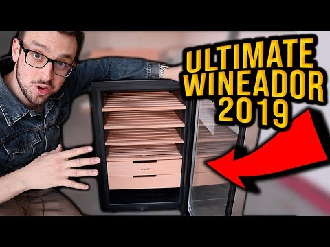BEST WINEADOR IN 2019? - NewAir CC-300H Set Up