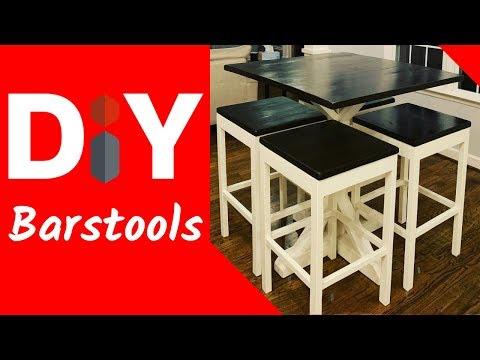 DIY Barstools (EASY!)