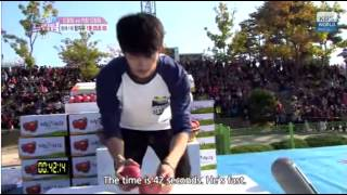 KANG TAEOH [5uprise] CUT LET'S GO DREAM 2 IDOL SPECIAL: IRON MAN SPECIAL