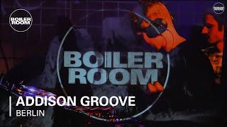 Addison Groove Boiler Room Berlin 50Weapons RIP DJ Set