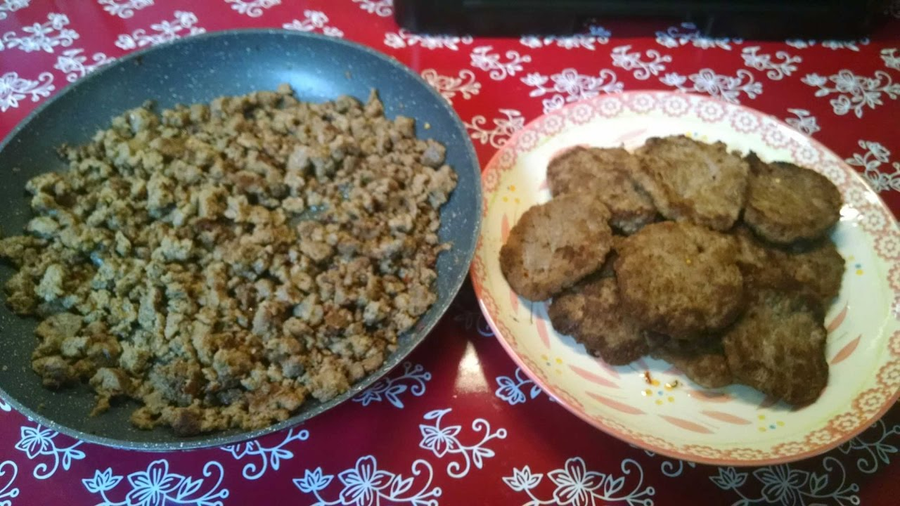 How to Make Homemade Copy Cat Jimmy Dean Sage Breakfast Sausage