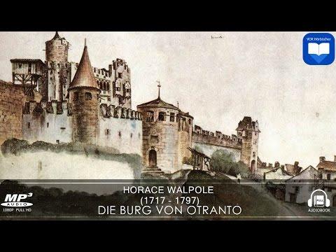 Hörbuch: Die Burg von Otranto von Horace Walpole | Komplett | Deutsch