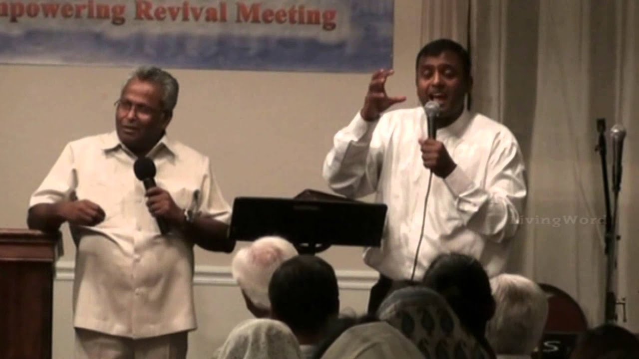 Washington Power Conference 2013 :- Rev. Dr M A Varughese- Day 3
