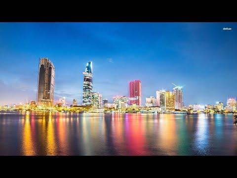 BITEXCO FINANCIAL TOWER - VIDEO 01 - UNIVERSAL VIETNAM STEEL BUILDINGS COMPANY