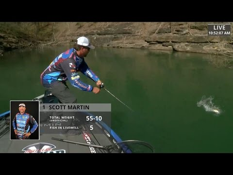 FLW Live Coverage | Day 4 | Lake Cumberland