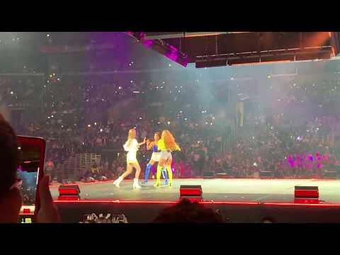 KCON LA 2019 - MAMAMOO : EGOTISTIC & DECALCOMANIE (Horizontal Fancam)