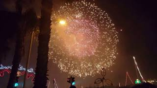 The Worlds Biggest Single Firework EVER!!1! FullHD @ Malta 2016