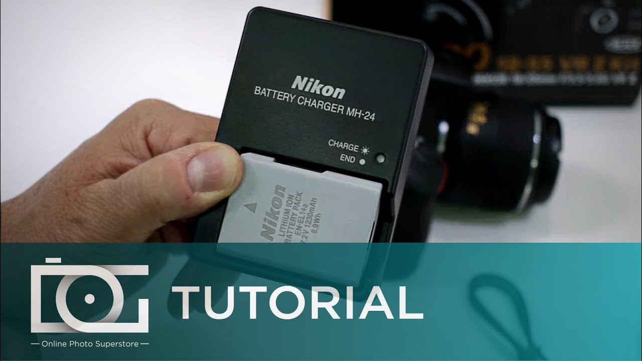 Nikon D5500 Tutorial Can I Charge My Camera Through Usb Youtube D40 Cable Schematic Nikond5500