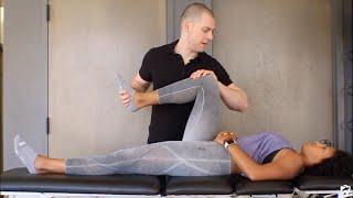 Hip Special Test: FADDIR Test