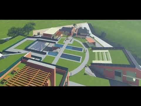 Interpretation Center at Tansen,Palpa,Nepal -Architectural thesis 2017