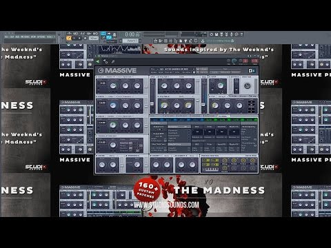 XO: The Madness Vol 1 - Massive Preset Bank