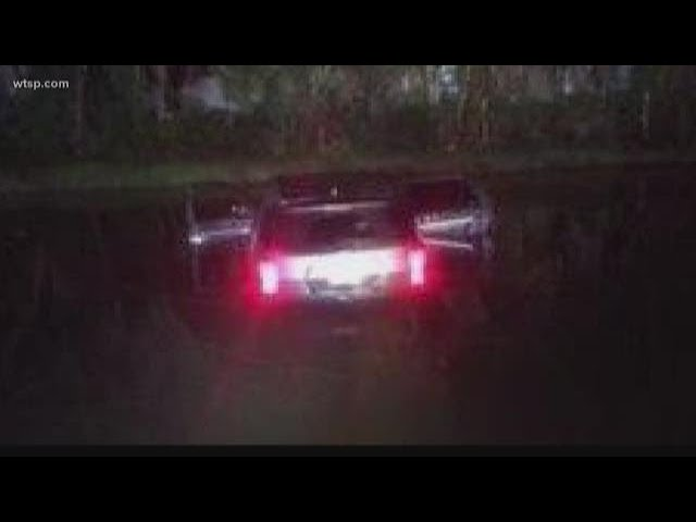 woman-drove-into-pond-with-child