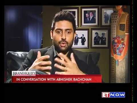 Brand Equity Chats With Abhishek Bachchan | FULL INTERVIEW