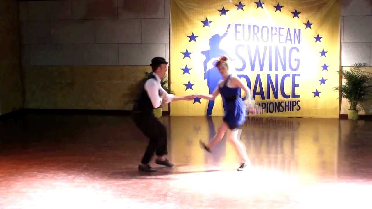 Esdc 2011 Lindy Hop Classic Kevin Amp Jo Youtube