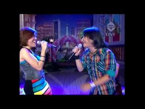 "Novita Dewi feat Alex Rudiart -""Just Give Me A Reason"" di Yuk Keep Smile Trans TV"