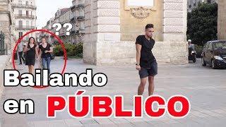 BAILANDO: El Alfa El Jefe - Suave EN PUBLICO  | Roy Zamora
