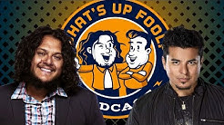 Actor Jacob Vargas joins What's Up Fool?