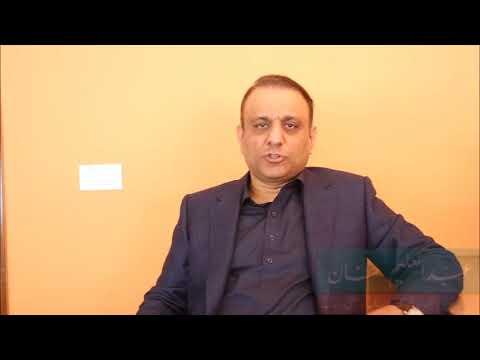 President PTI Central Punjab Abdul Aleem Khan Exclusive Message on NAB Statements (20.01.18)
