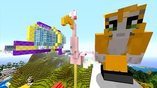 Minecraft Xbox - Quest For A Water Gun  (166)