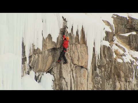 Ice Climbing in Quarry Park - Duluth Mp3