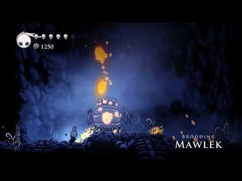 Hollow Knight, part 7 - Desolate Dive