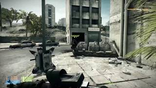 Battlefield 3 Strike at Karkand Multiplayer Pc Gameplay Hardcore  AK-74M