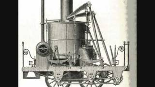 History of steam engine