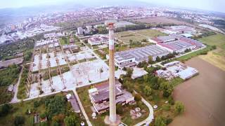 Action Jump, /Rope Jump/, Pezinok; Zoskoky Bratislava, Free Fall
