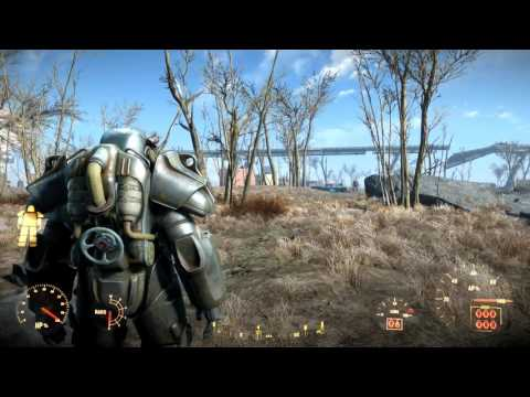 Fallout 4 Gameplay Review (PS4, PC, XOne)