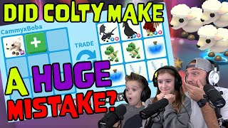 What People Trade For A MEGA Lamb!! *Did Colty Make A Huge Mistake?!