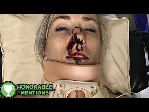 BMX Star Caroline Buchanan Nearly DIES in Vehicle Rollover