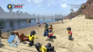 LEGO® CITY UNDERCOVER_2017 fighting the gang