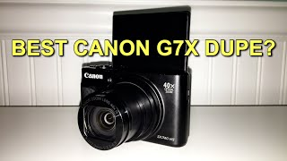 NEW CAMERA | Canon Powershot SX740 Unboxing and Review