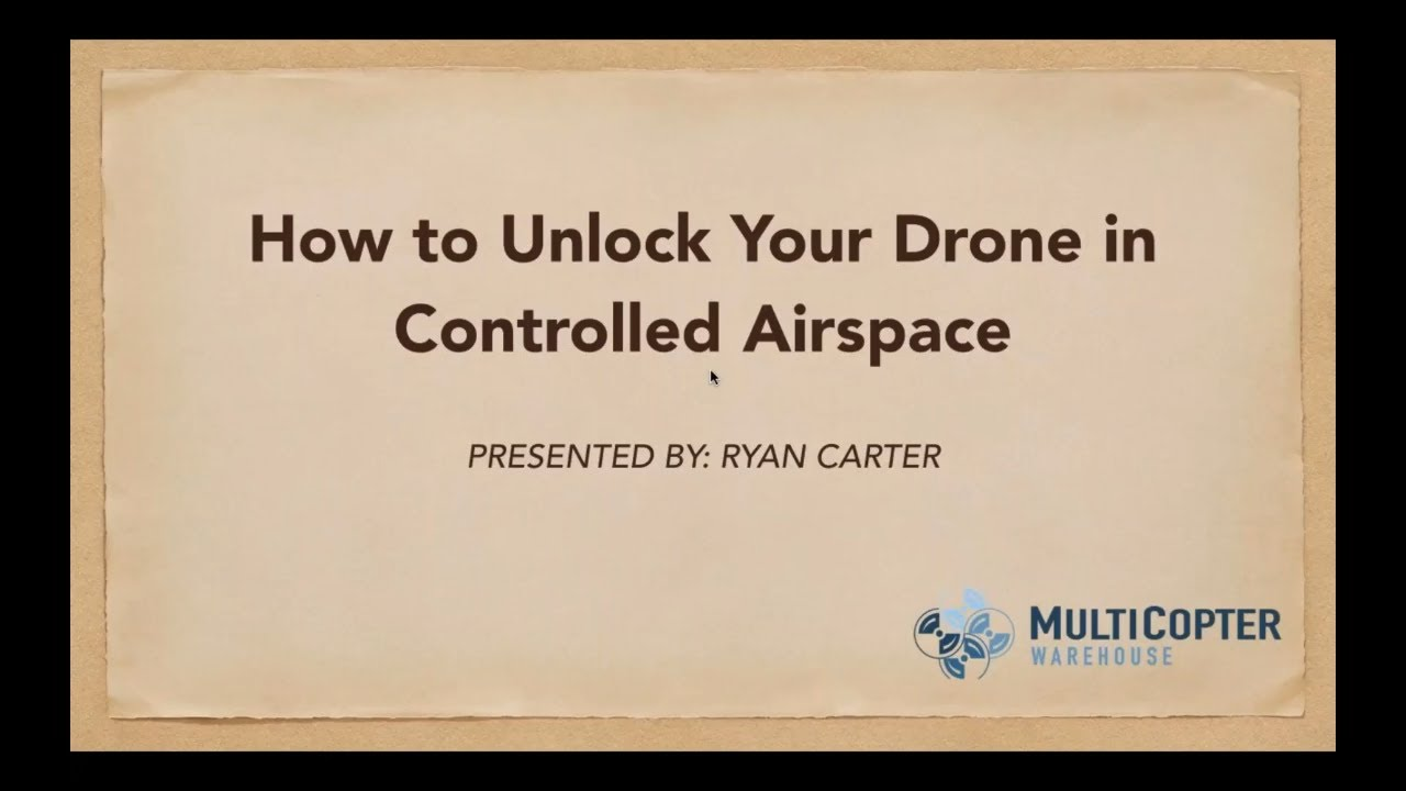How to Unlock Your DJI Drone in Controlled Airspace