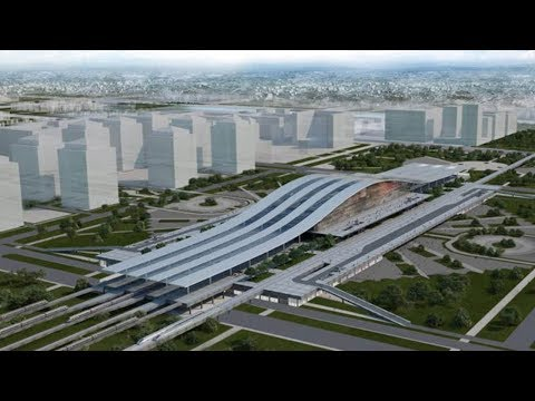 Astana's first metro system becomes reality thanks to Chinese companies