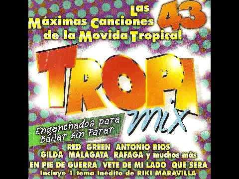 Tropi Mix 97 Cd Completo Remasterizado By DjChipyMix