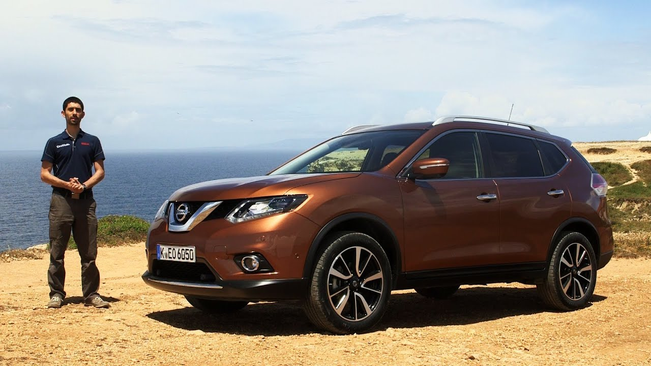 nissan x trail 1 6 dci 130 cv 4x4 il suv si vestito. Black Bedroom Furniture Sets. Home Design Ideas