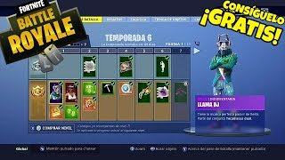 HOW TO GET BATTLE PASS 6 TOTALLY FREE [FORTNITE BATTLE ROYALE]
