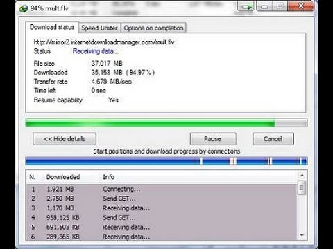 \43/ How to speed up downloading with IDM [without software]