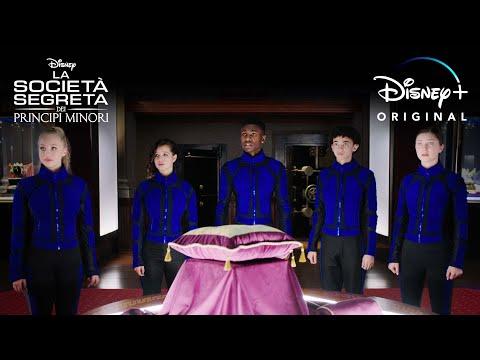 Disney+   La Società Segreta Dei Principi Minori - Prossimamente In Streaming
