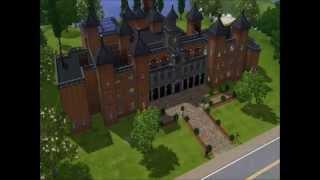 Croft Manor The Sims 3