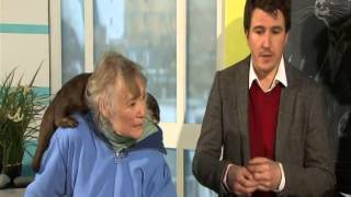 Dr Daniel Allen, Daphne Neville and Rudi Otter on C4 Daily Brunch
