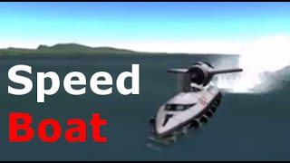 KSP: Speed Boat