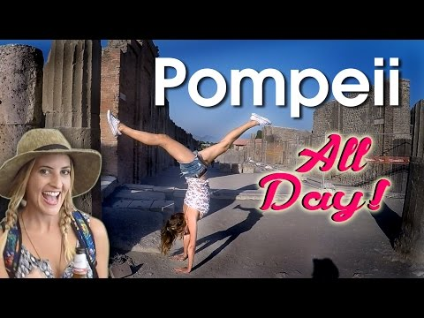 Visiting Pompeii Italy: Video Travel & Pompeii Facts