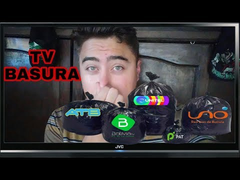 TELEVISIÓN BASURA EN BOLIVIA