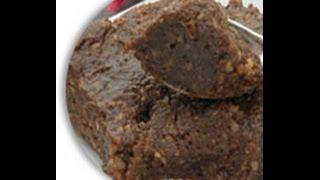 Walnut Chocolate Fudge - Sanjeev Kapoor - Khana Khazana
