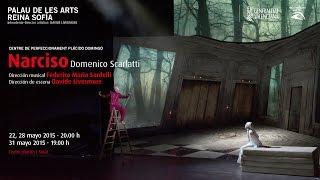 Download NARCISO de Domenico Scarlatti. Palau de les Arts Reina Sofía MP3 song and Music Video