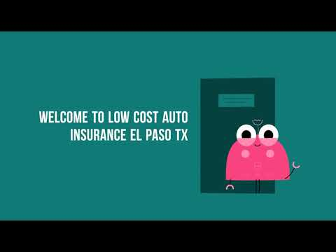Get Now Cheap Car Insurance in El Paso TX